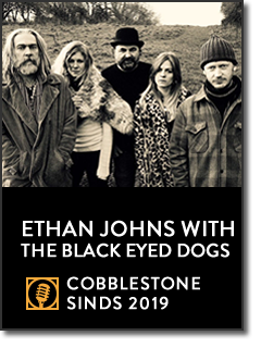 Ethan Johns With The Black Eyed Dogs