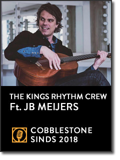 The King's Rhythm Crew Featuring JB Meijers